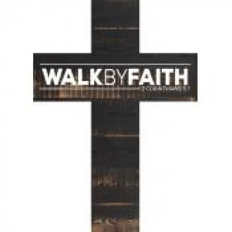 CRO 0065 Trekors 30 cm - Walk By Faith (2 Cor 5:7)
